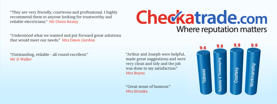 Visit our checkatrade.com members page